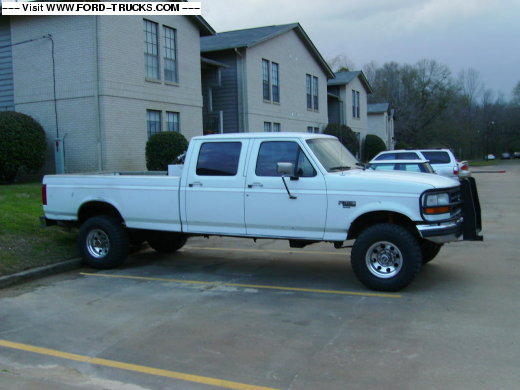 1994 Ford F-350 #13