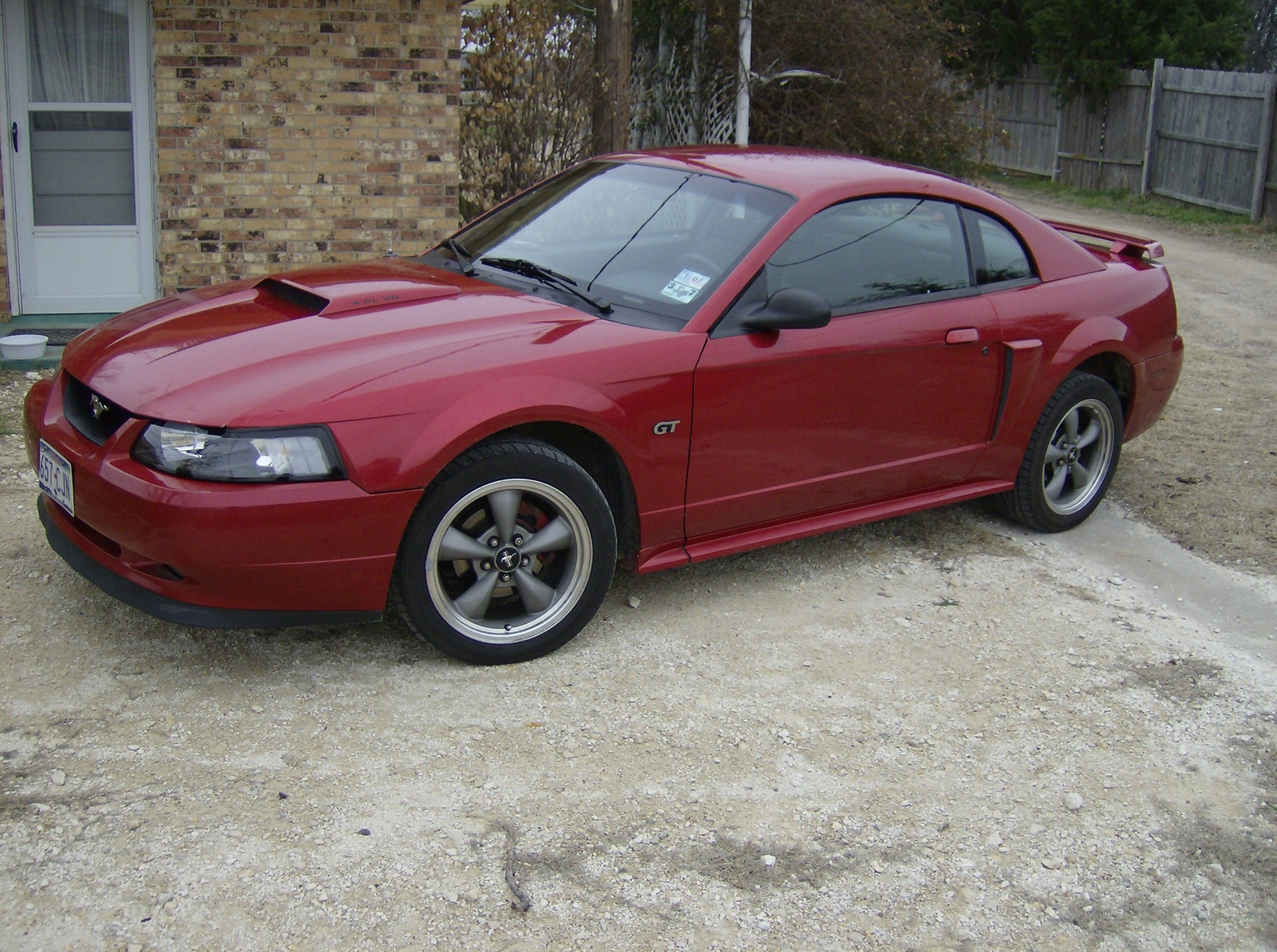 2001 Ford Mustang #11