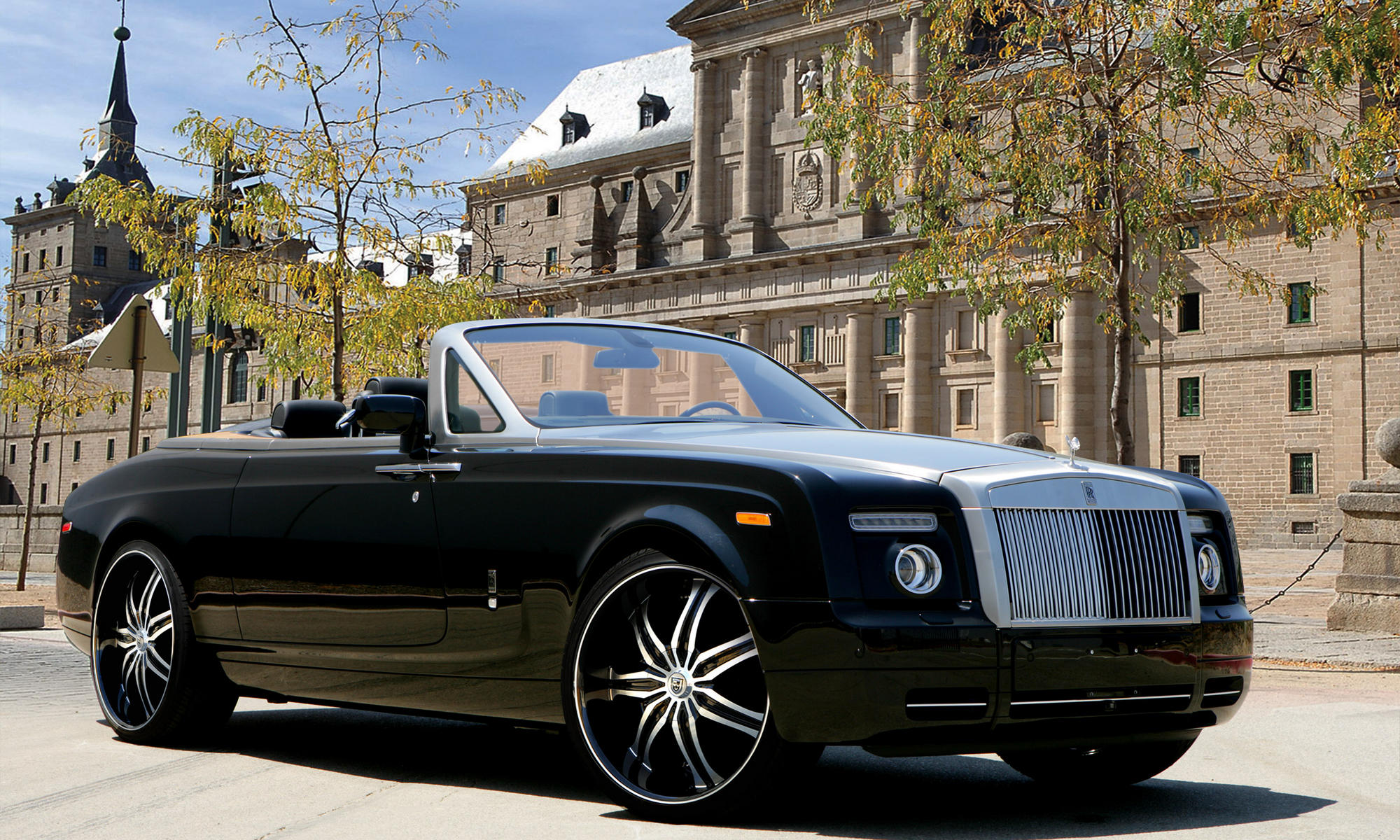 Rolls royce Phantom #11