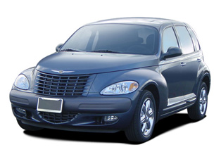 2005 Chrysler Pt Cruiser #11