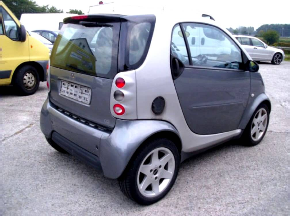 2001 Smart ForFour #3