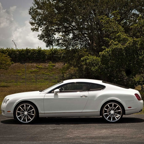 2003 Bentley Continental #11