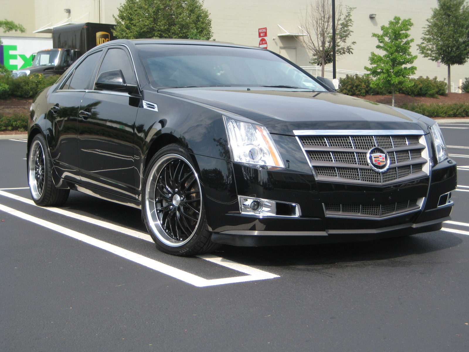 2008 Cadillac Cts Photos Informations Articles