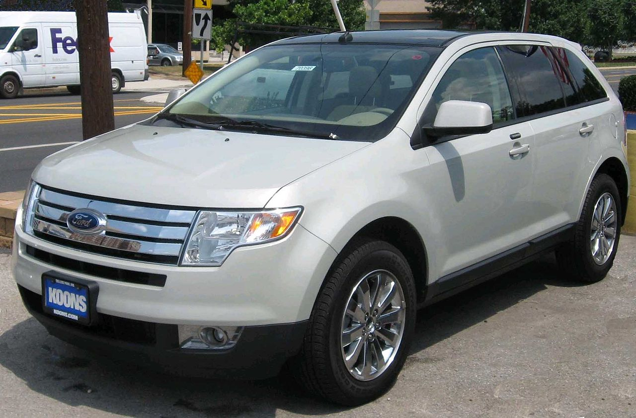 2007 ford edge photos informations articles. Black Bedroom Furniture Sets. Home Design Ideas