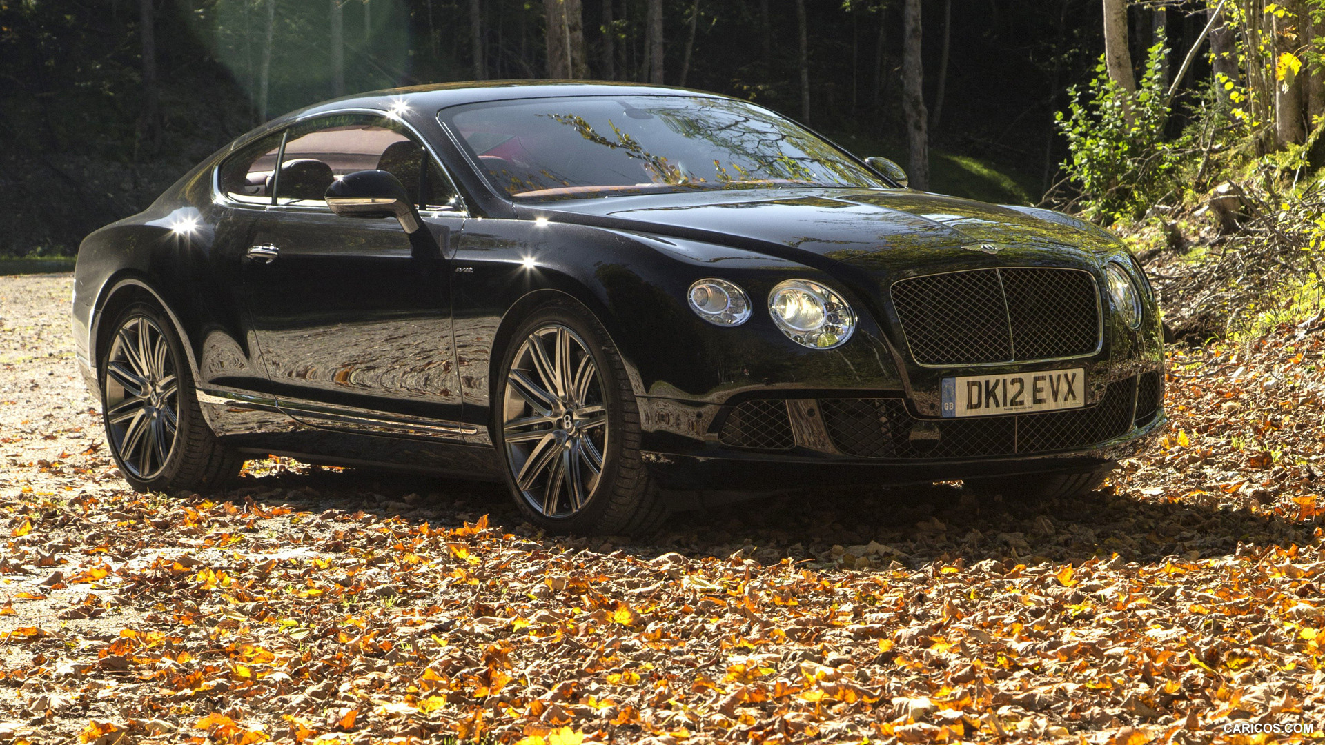 2013 Bentley Continental Gt Speed #3