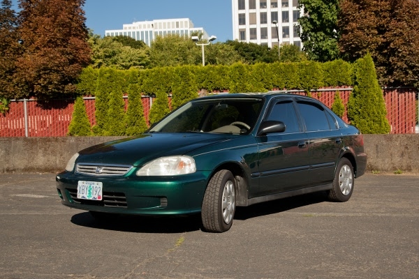 1999 Honda Civic #3
