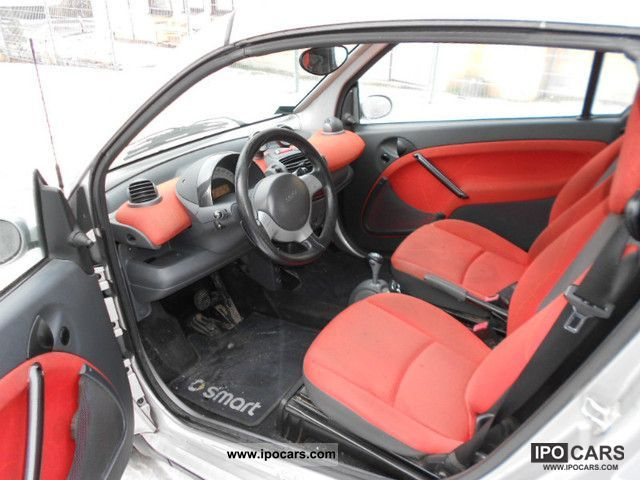 2005 Smart Coupe #10