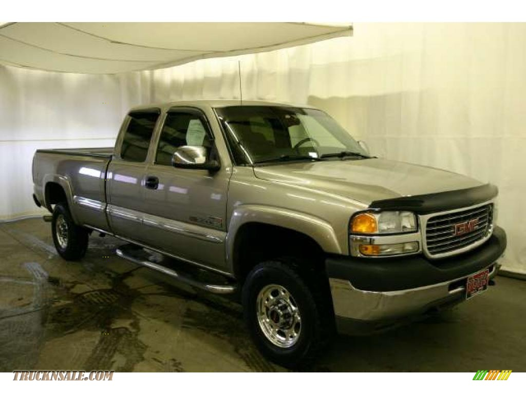 2001 GMC Sierra 2500hd #11