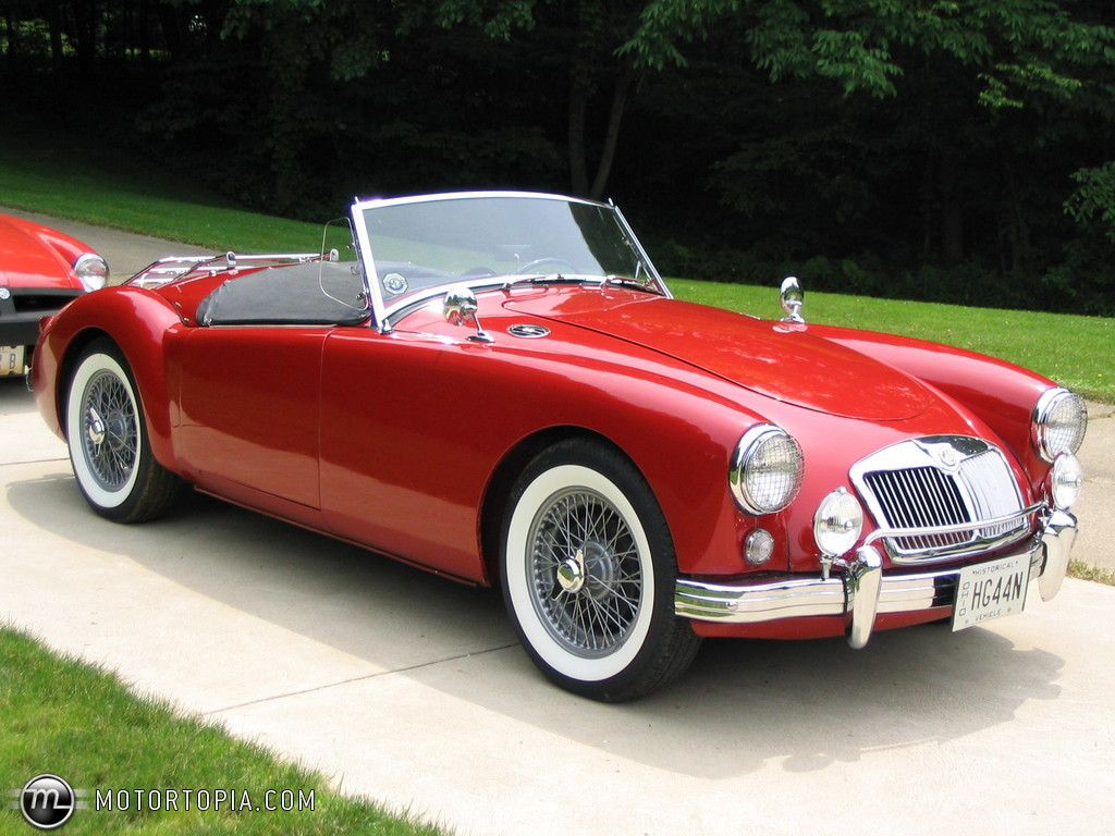 British Sports Cars For Sale >> Mga - Classic Cars