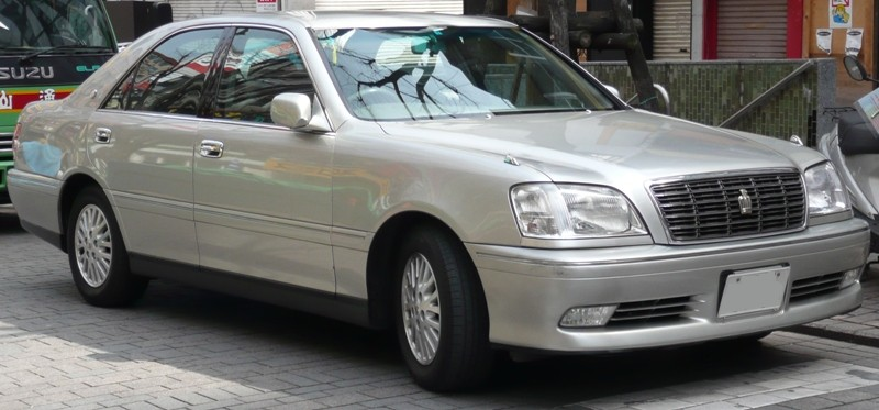 2003 Toyota Crown #9