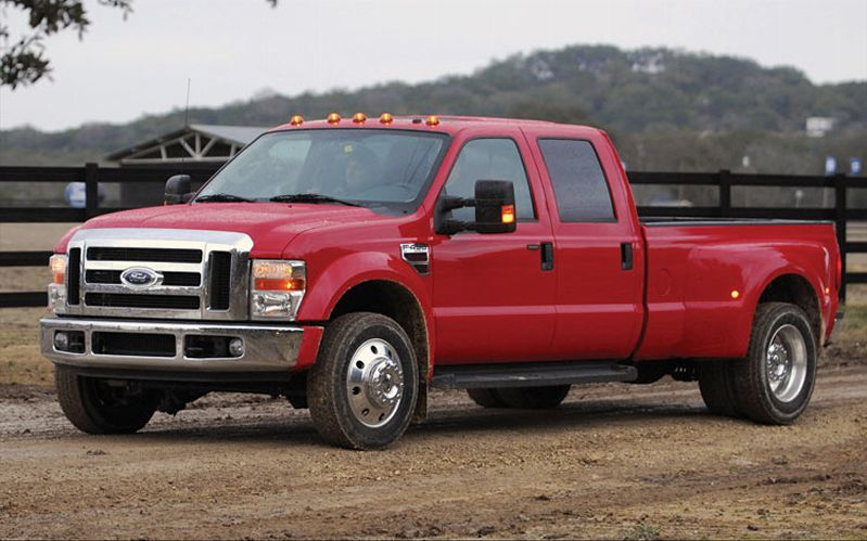 2009 Ford F-450 #5