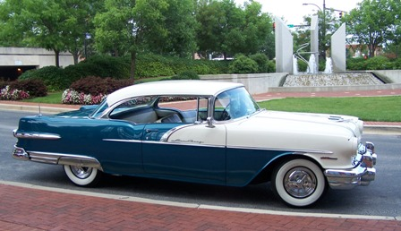1956 Pontiac Star Chief #7