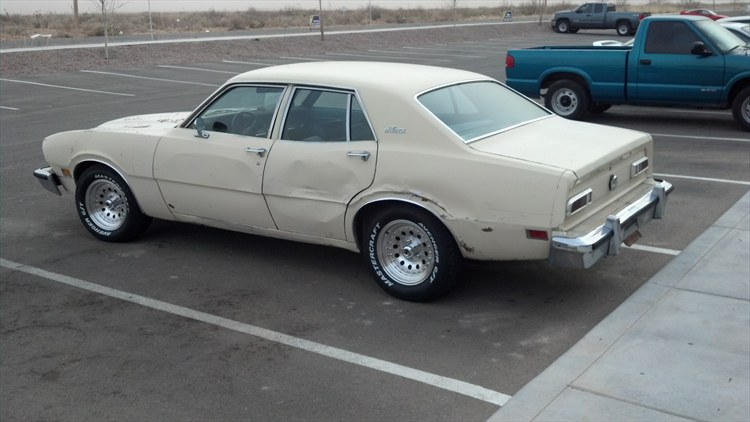 1975 Ford Maverick #9