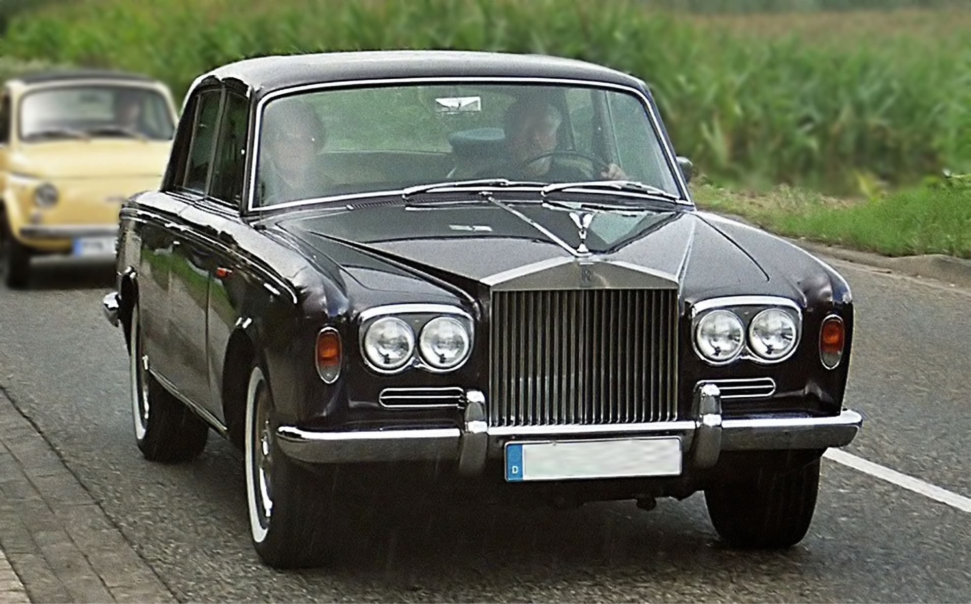 1967 Rolls royce Silver Shadow #8