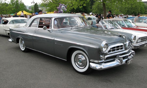1955 Chrysler Windsor #12