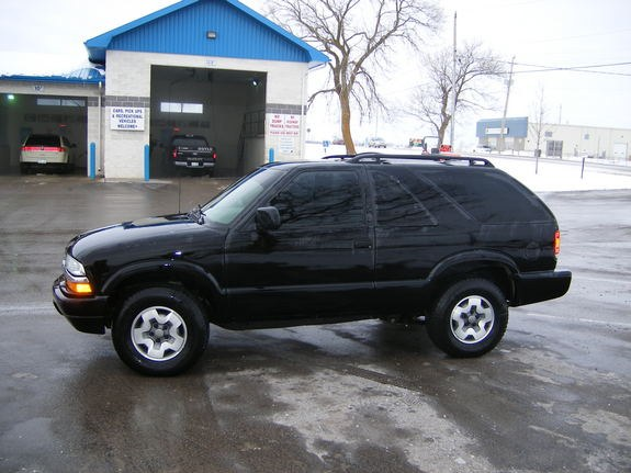 2005 Chevrolet Blazer Photos Informations Articles Bestcarmag