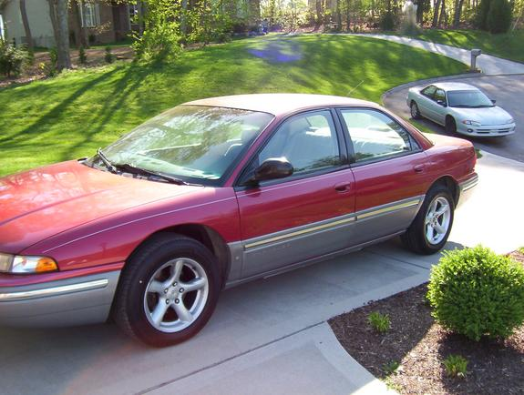 1995 Chrysler Concorde #11