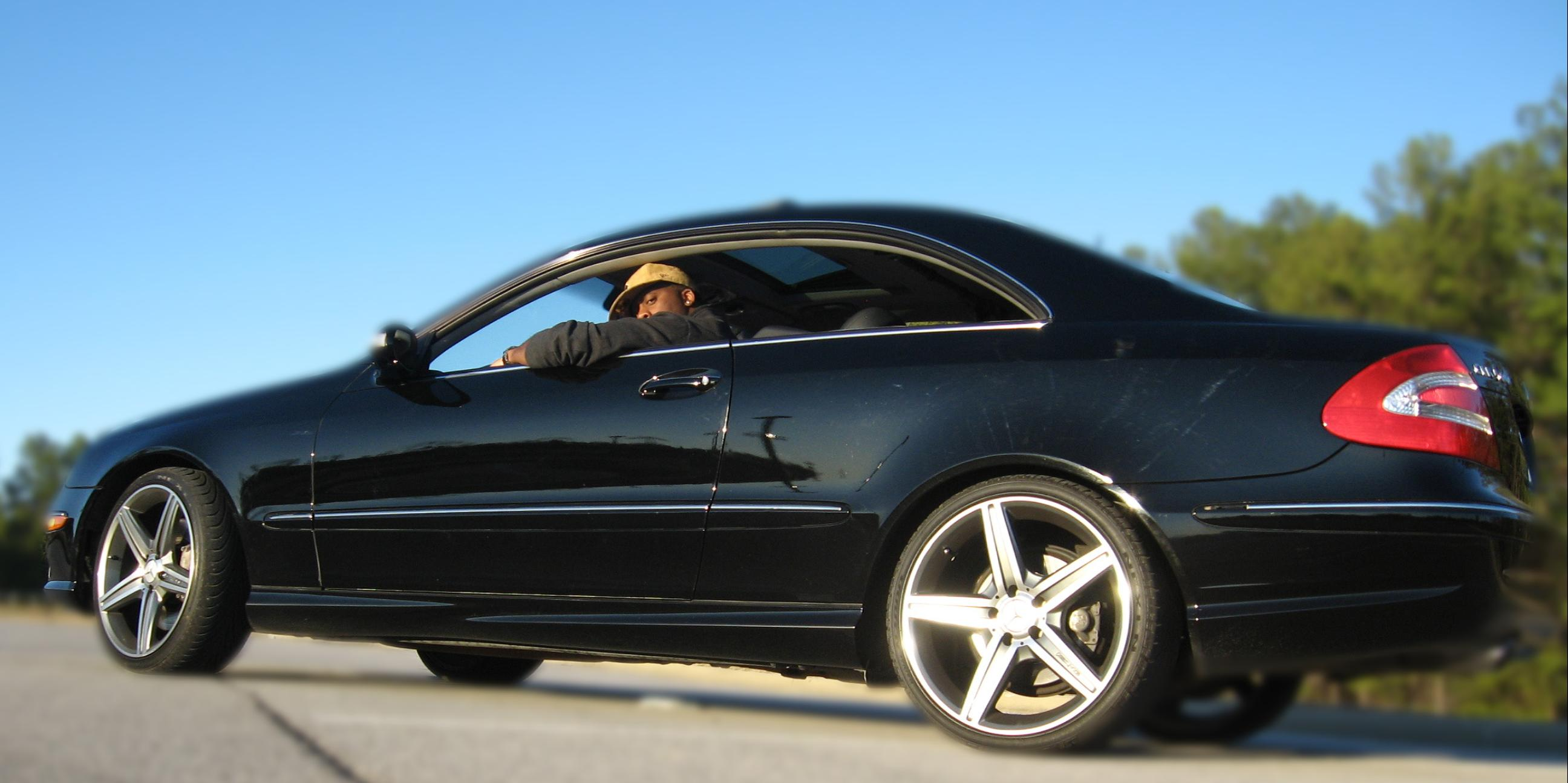2004 Mercedes-Benz CLK #6