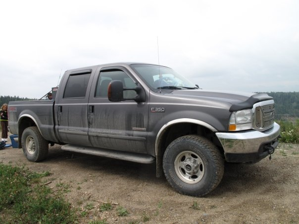 2004 Ford F-350 Super Duty #3