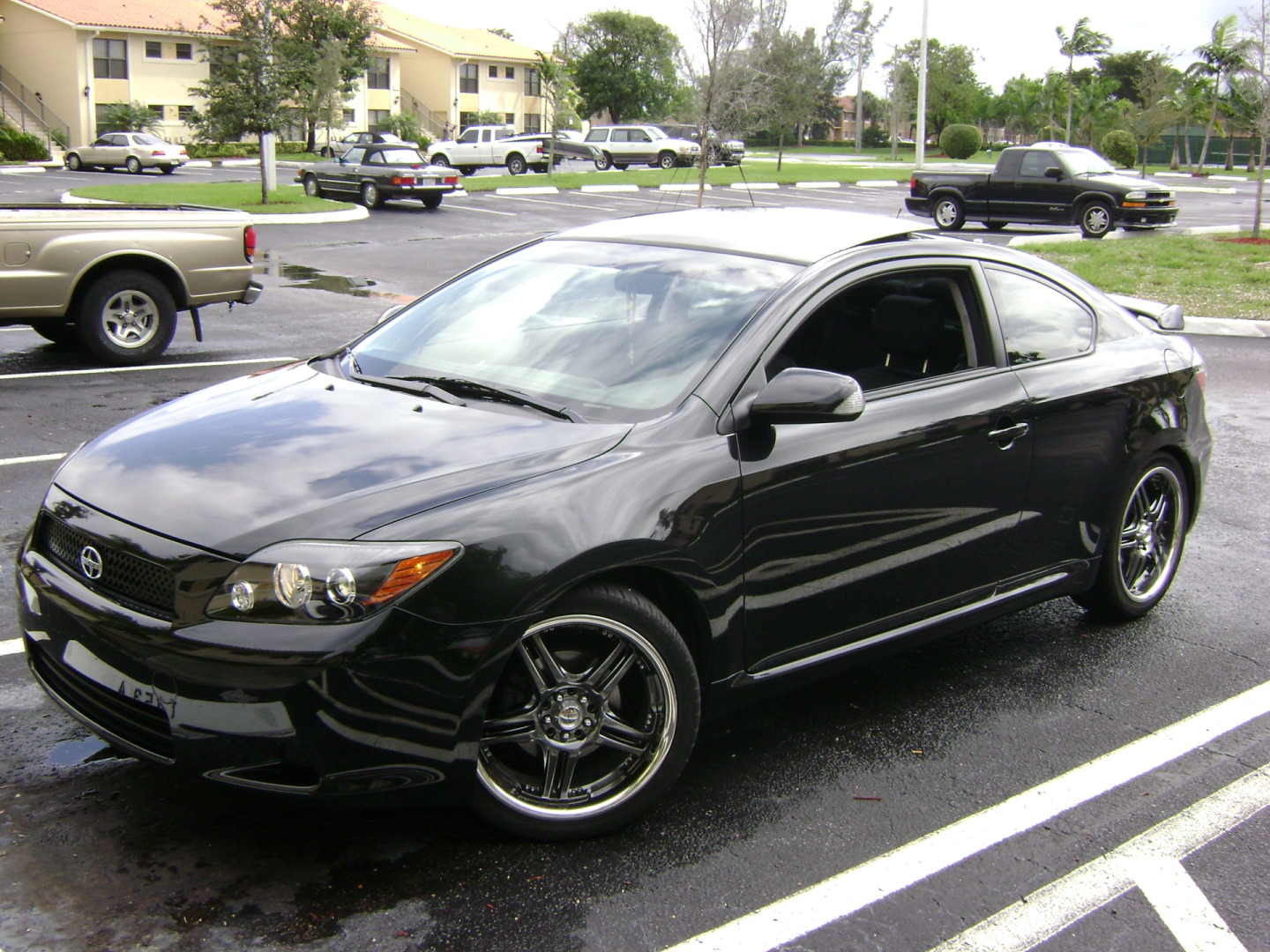 2008 Scion Tc #11