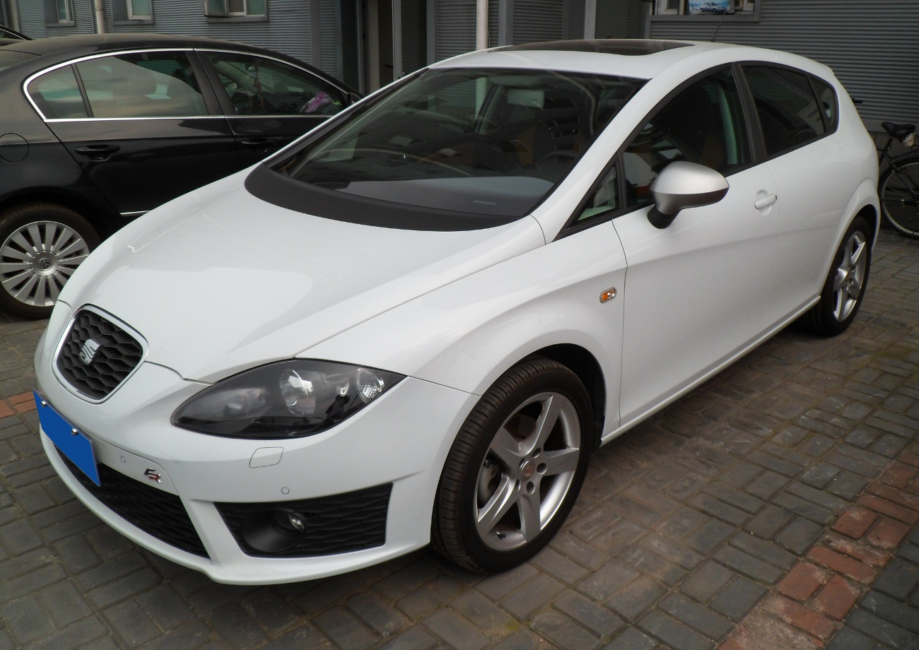 2012 seat leon photos informations articles. Black Bedroom Furniture Sets. Home Design Ideas