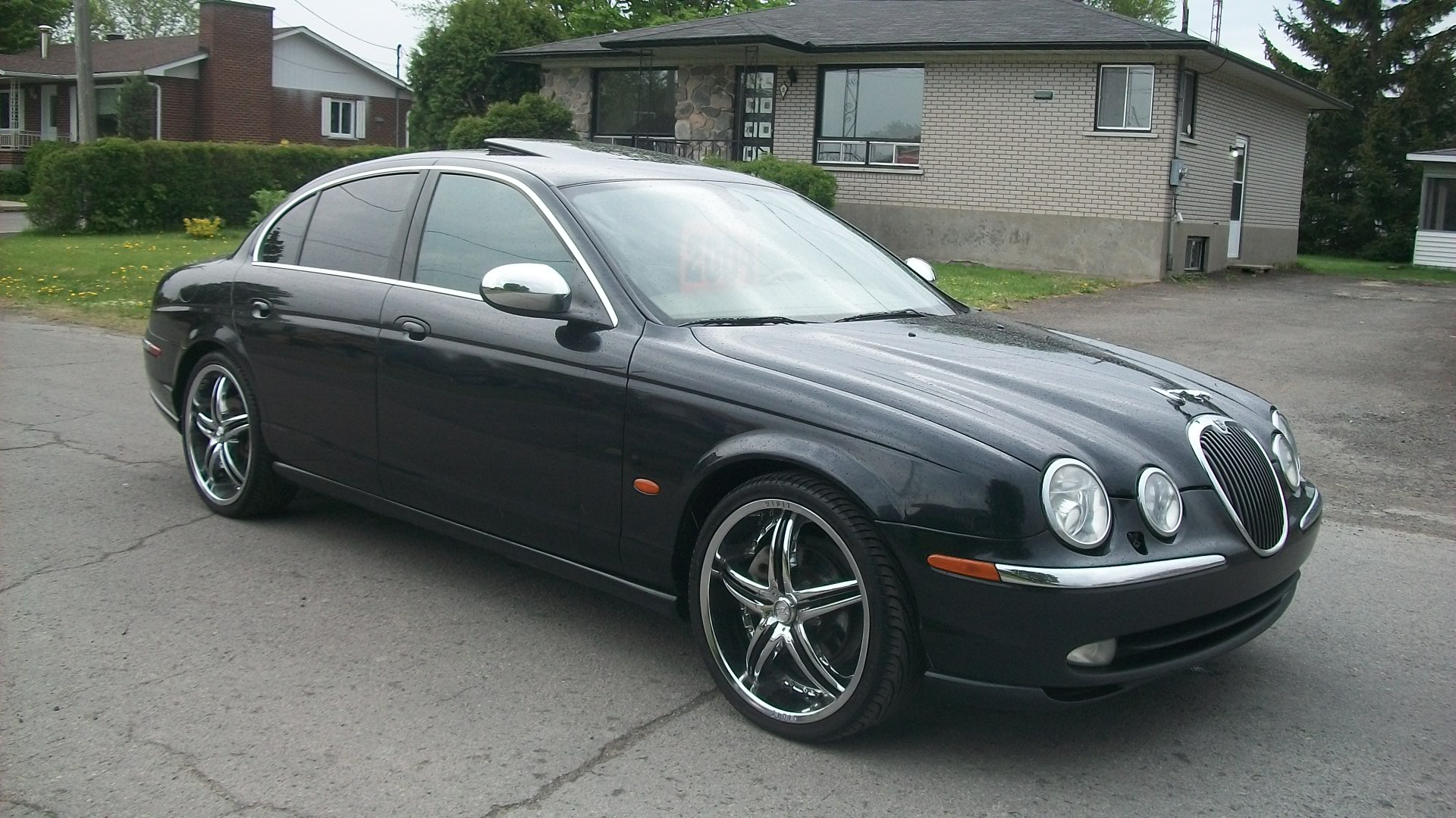 2004 jaguar s type photos informations articles. Black Bedroom Furniture Sets. Home Design Ideas