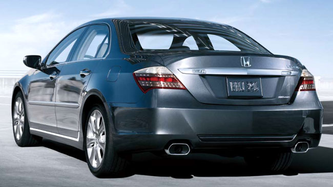 2011 Honda Legend #2
