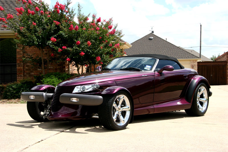 1997 Plymouth Prowler #11