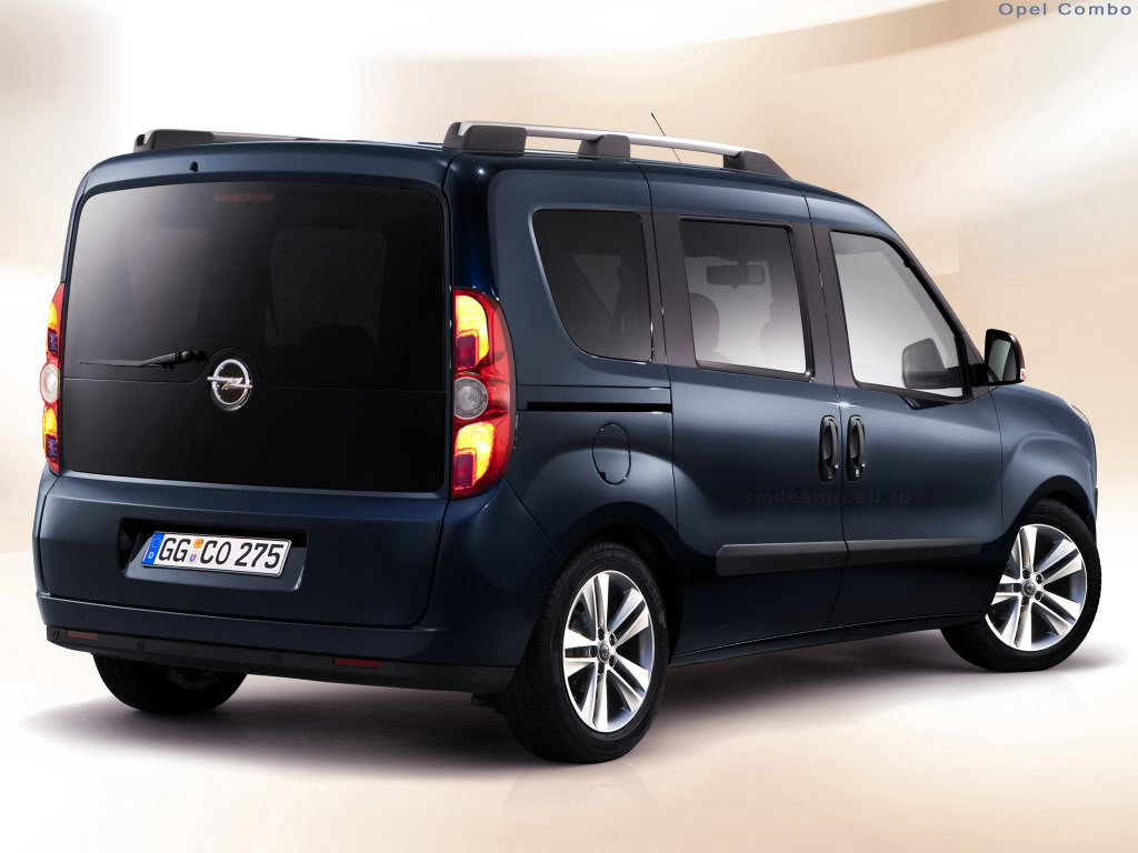 2012 opel combo photos informations articles. Black Bedroom Furniture Sets. Home Design Ideas
