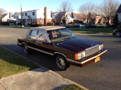 1981 Plymouth Reliant #5