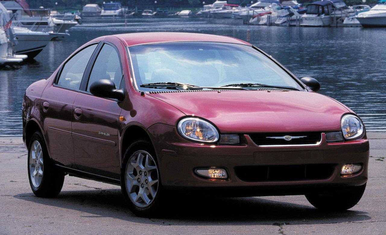 2000 Chrysler Neon #3