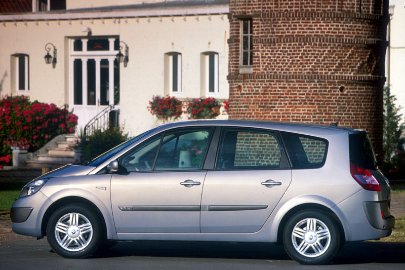 2004 renault grand scenic photos informations articles. Black Bedroom Furniture Sets. Home Design Ideas
