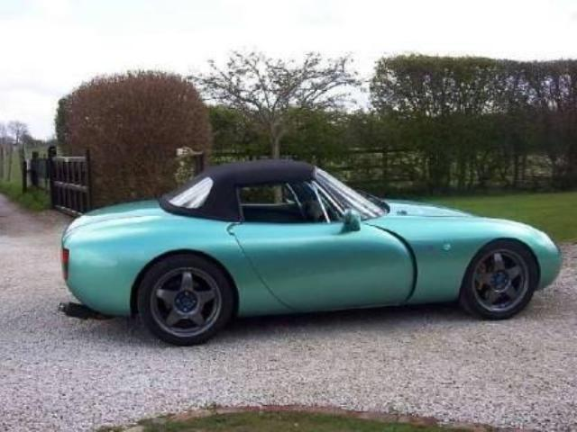 1992 TVR Griffith #16