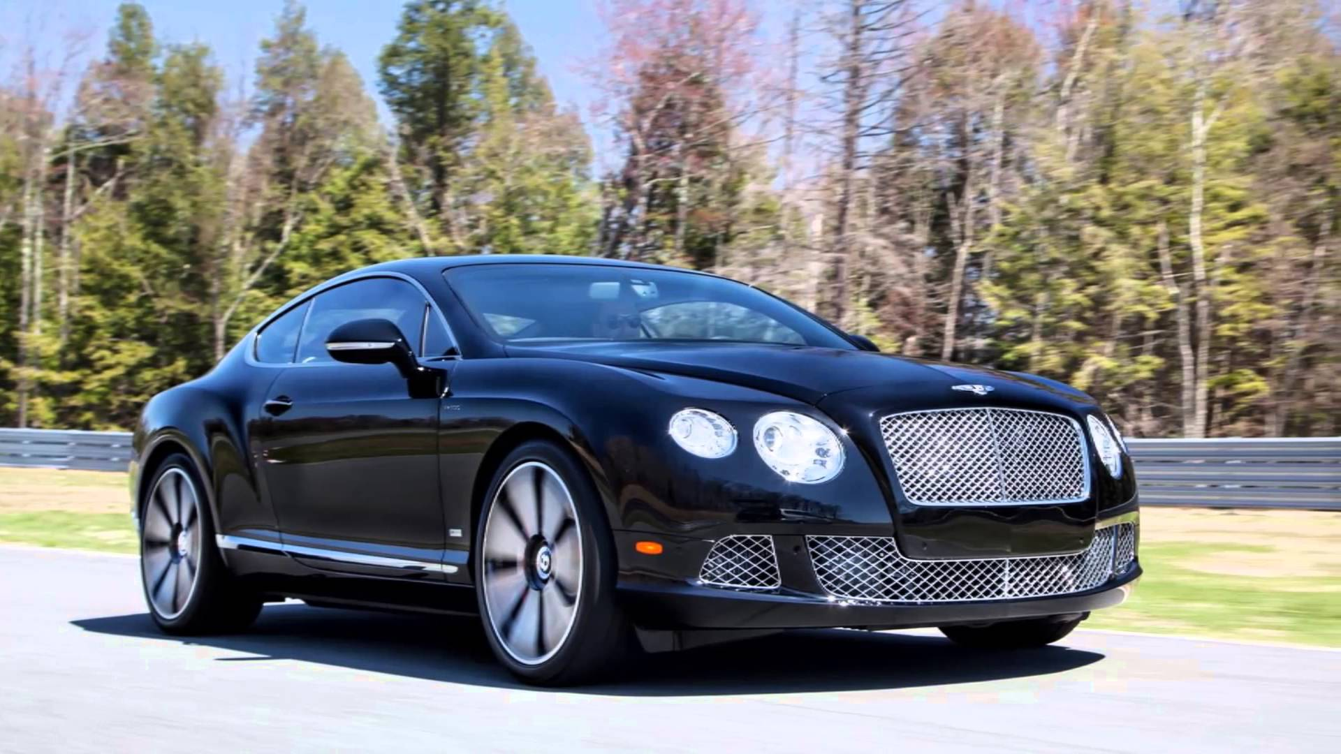 2014 Bentley Continental Gt #5