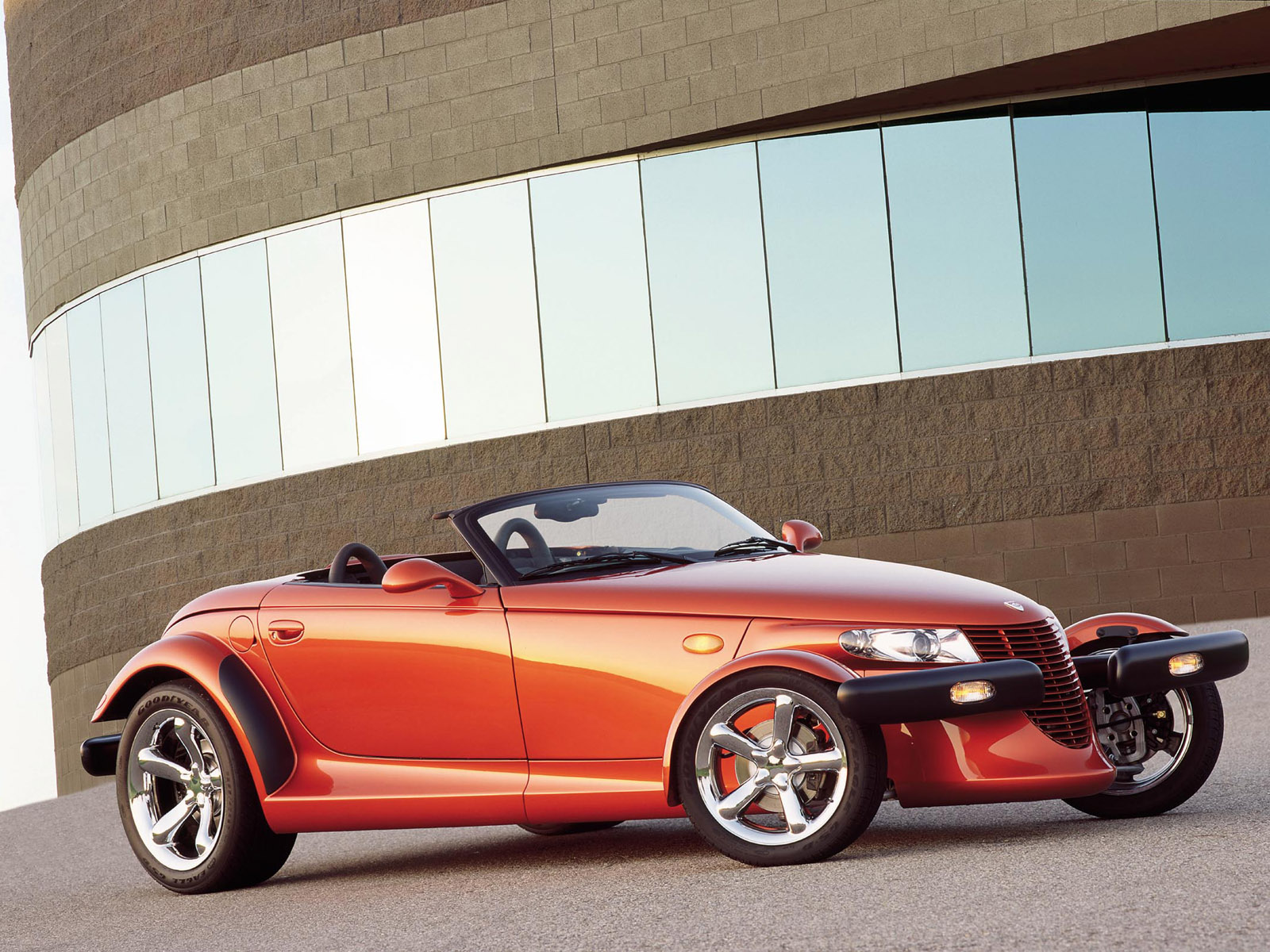 1999 Dodge Prowler #6