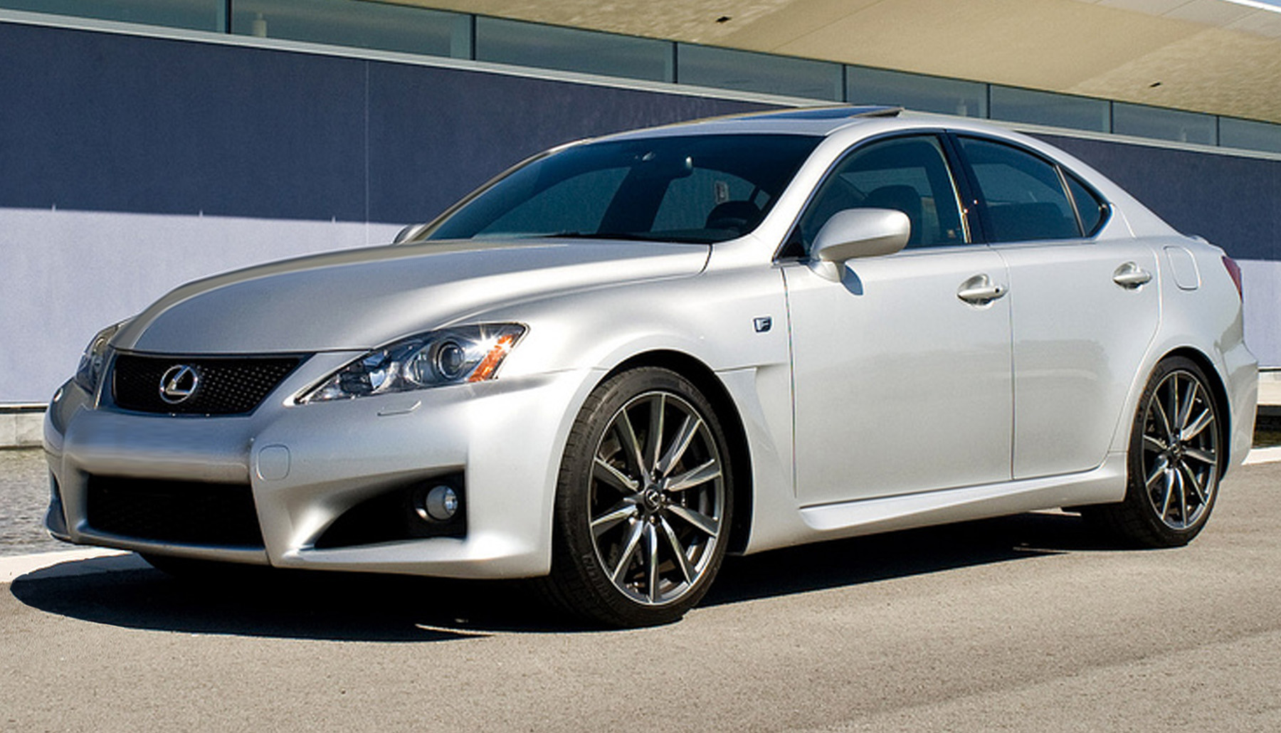 2009 Lexus Is F #4