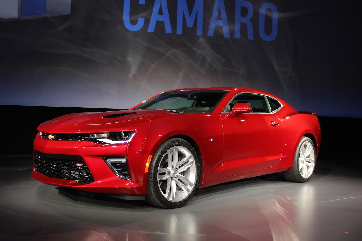 2016 chevrolet camaro photos informations articles. Black Bedroom Furniture Sets. Home Design Ideas