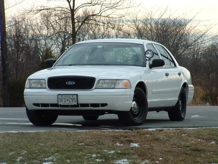 2001 Ford Crown Victoria #10