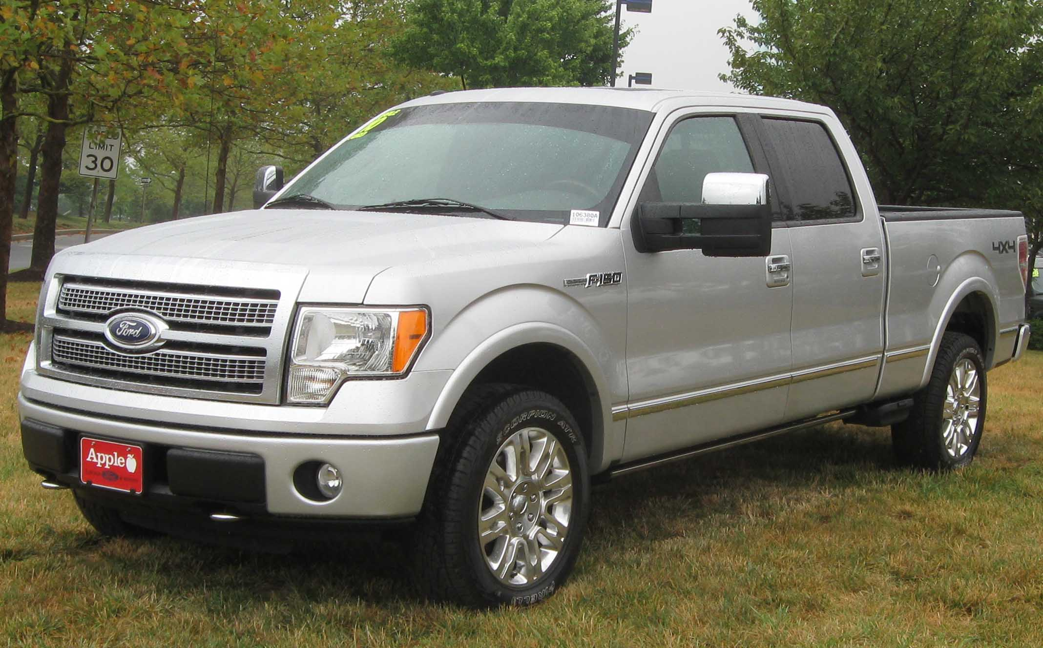 2010 Ford F-150 #3