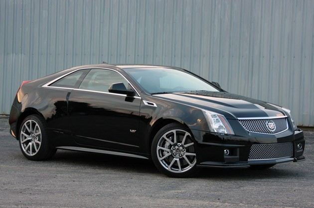 2012 Cadillac Cts Coupe #4