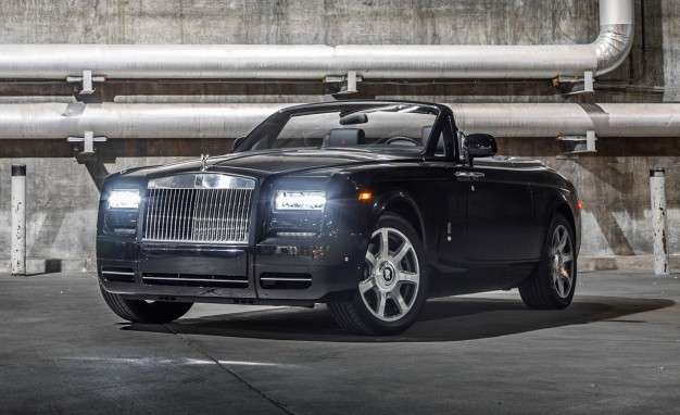 Rolls royce Phantom Drophead Coupe #13