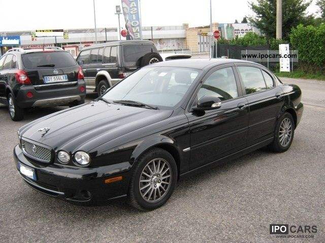 2008 Jaguar X-type #16