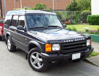 2001 Land Rover Discovery Series Ii Photos, Informations, Articles