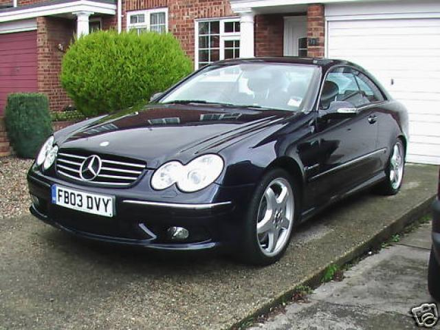2003 mercedes benz clk photos informations articles. Black Bedroom Furniture Sets. Home Design Ideas