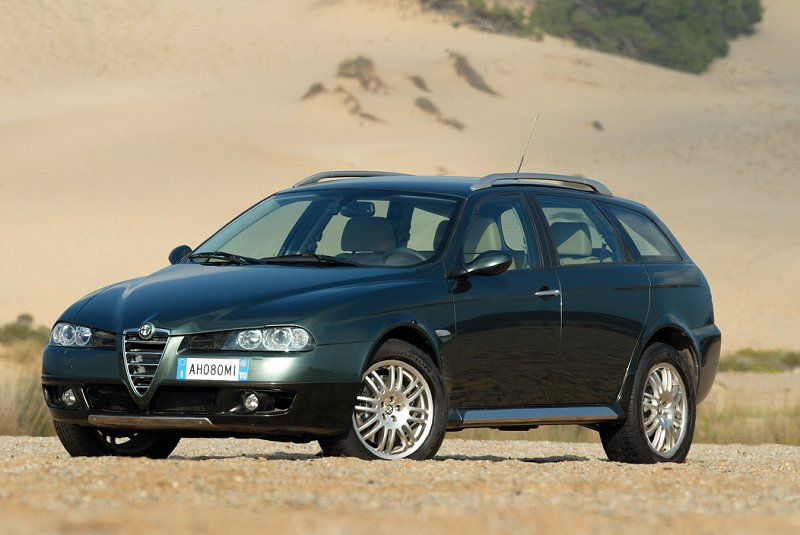 Alfa Romeo Crosswagon Photos, Informations, Articles - BestCarMag.com