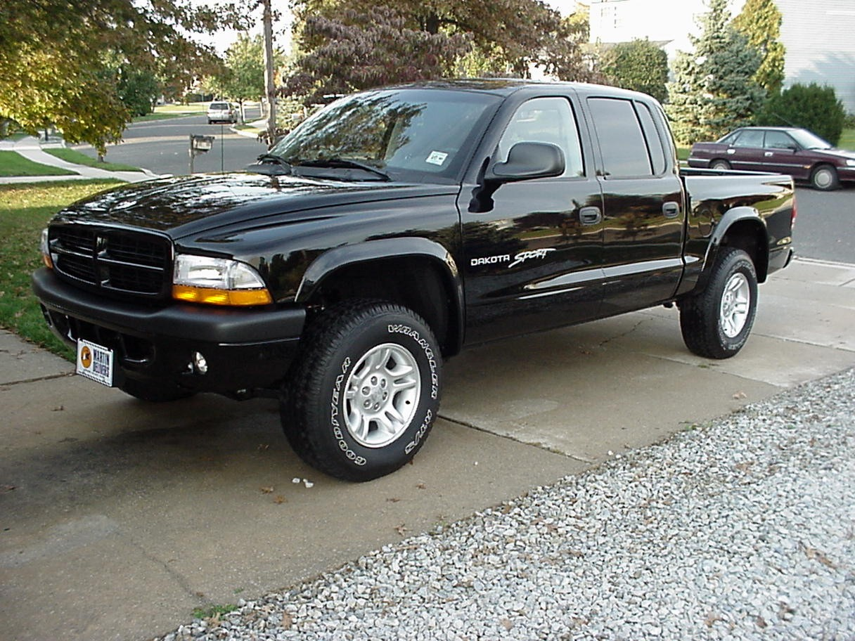 2001 Dodge Dakota #14