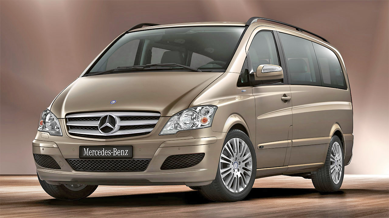 mercedes benz viano photos informations articles. Black Bedroom Furniture Sets. Home Design Ideas