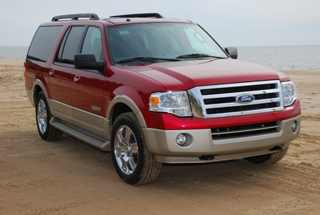2007 Ford Expedition El #16