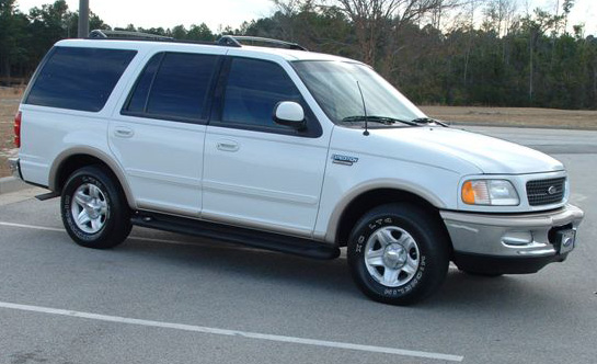 1998 Ford Expedition #7