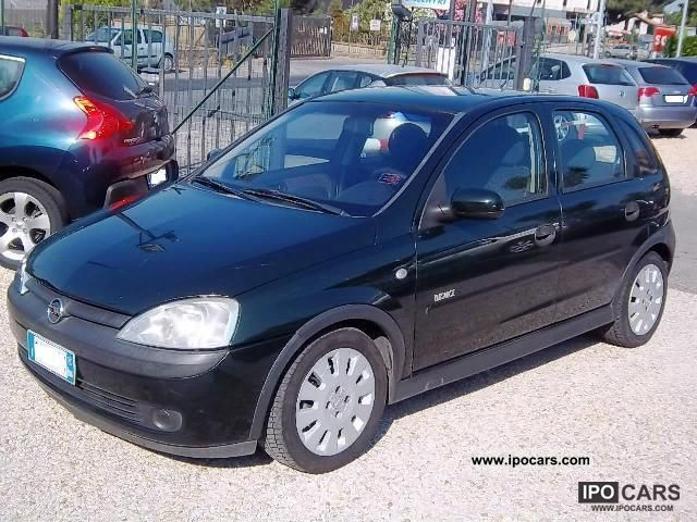 2002 opel corsa photos informations articles. Black Bedroom Furniture Sets. Home Design Ideas